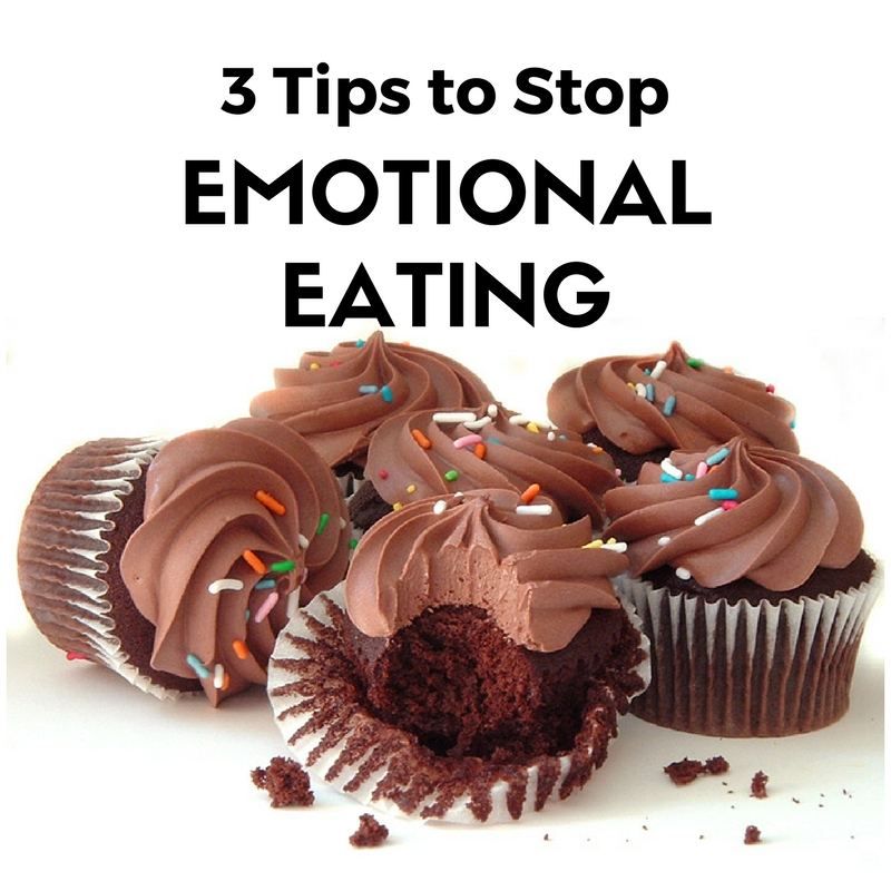 Stop Emotional Eating With These 3 Tips