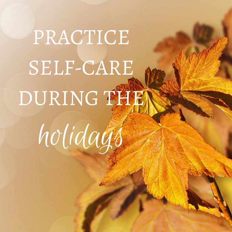 4 Tips for Holiday Self-Care