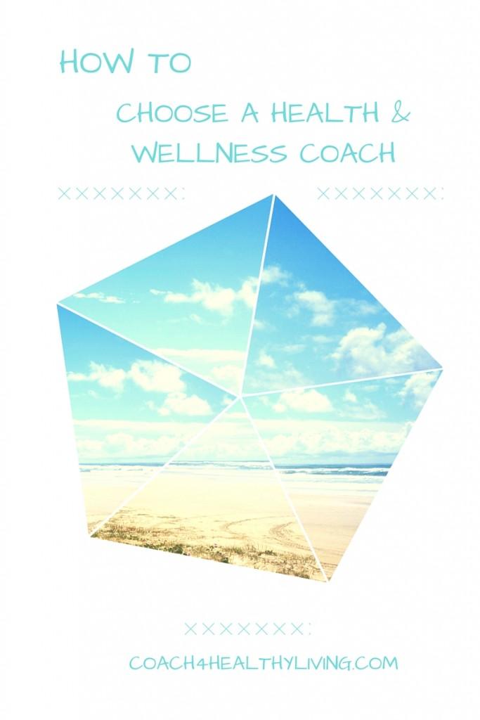 How to choose a health & wellness coach