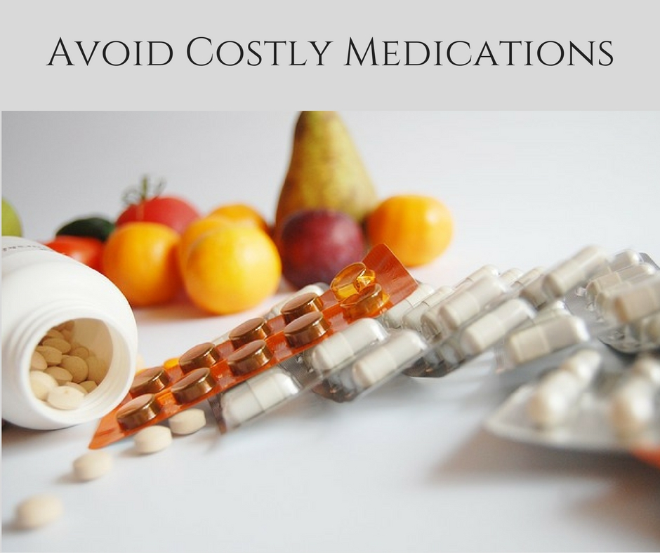 Prevent disease without costly medications