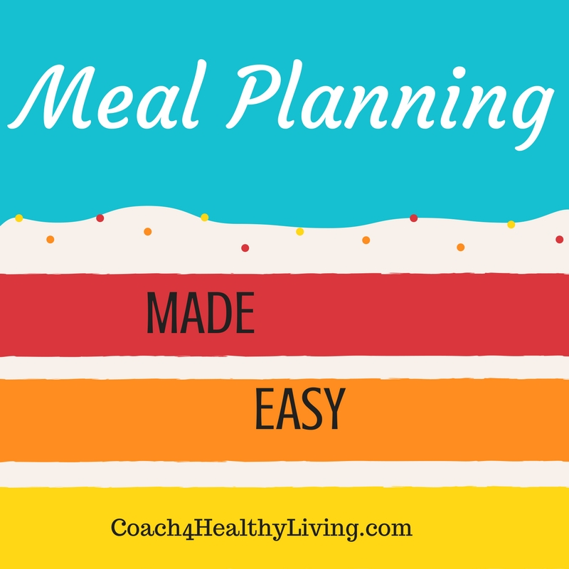 Quick and Easy Meal Planning