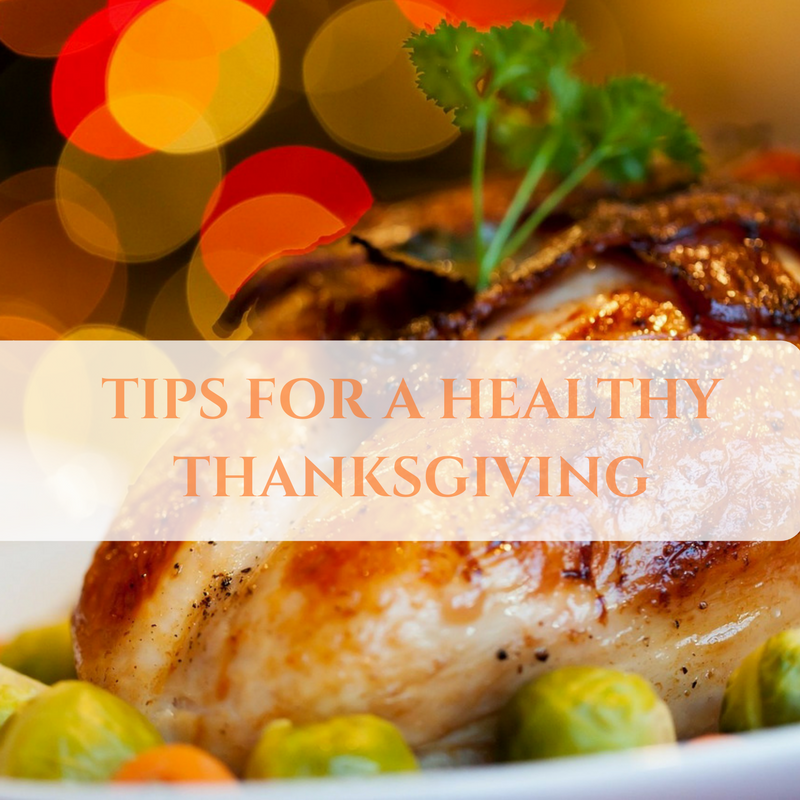 A Healthier Approach to Holiday Eating This Thanksgiving